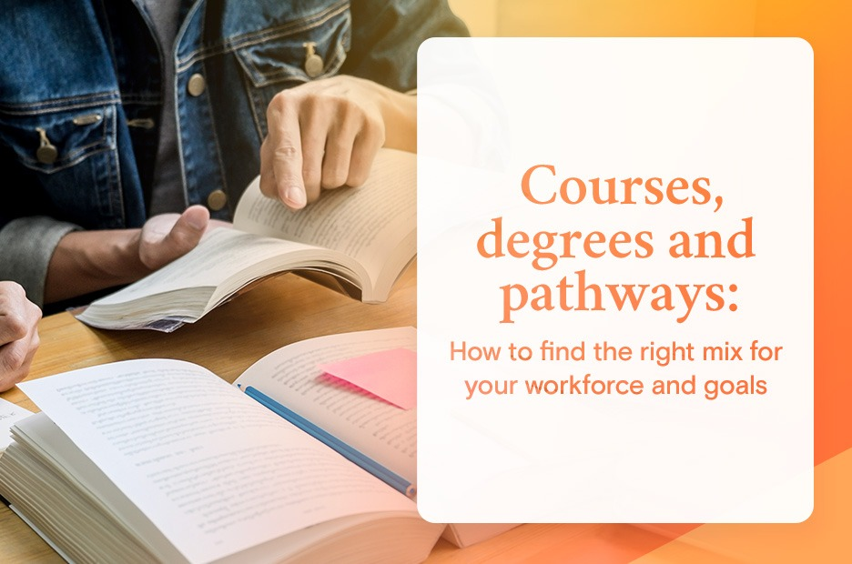 courses degrees and pathways image