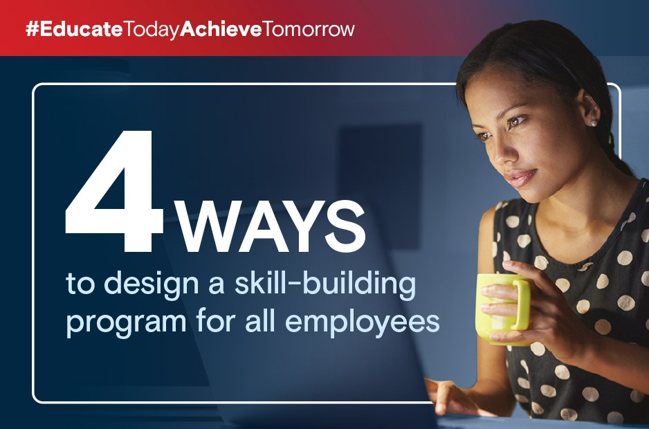 how to design a skill building program