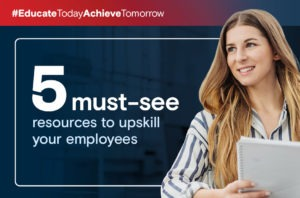 5 must-see resources to upskill your employees