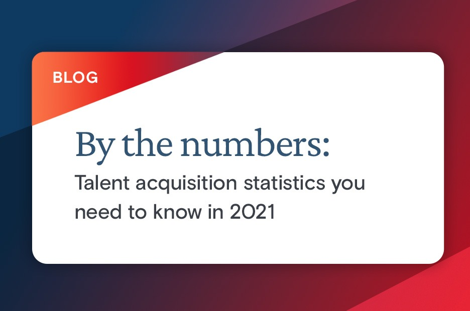 header image for talent acquisition statistics piece
