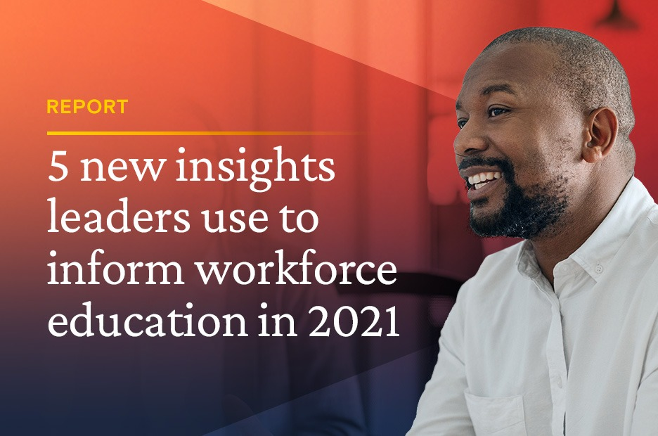 workforce education insights report featured image