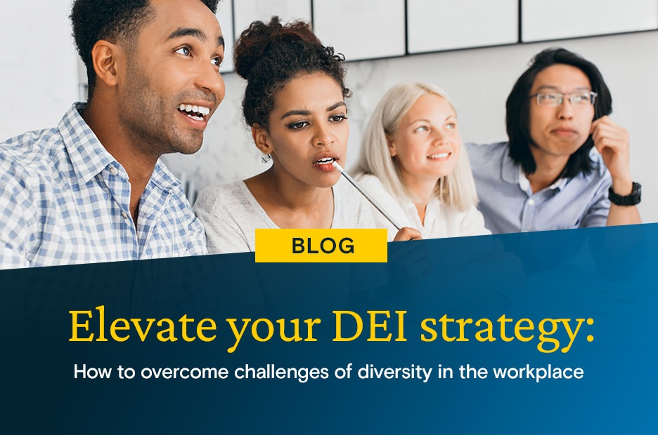 challenges of diversity in the workplace