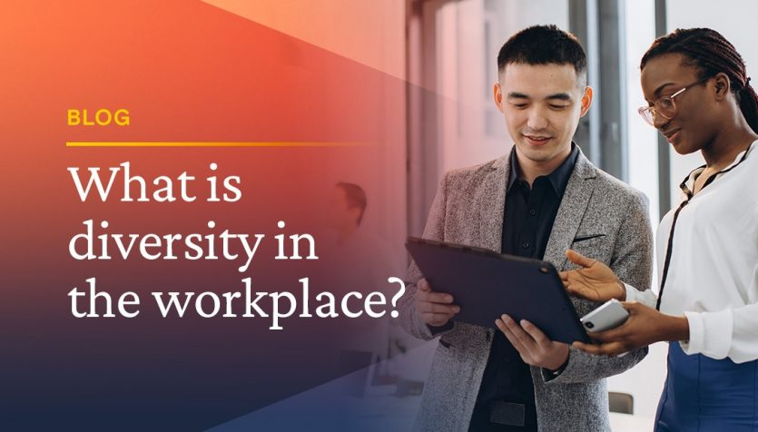 diversity in the workplace blog featured image